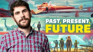 Sean Murray On the Present, Past and Future of No Man