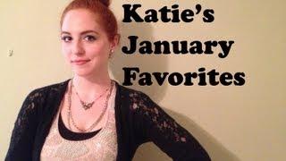 Katie's January Favorites Thumbnail