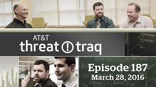 I'm Getting Rid of Everything Electronic | AT&T ThreatTraq #187 (Full Show)