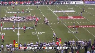 CFL 99th Grey Cup Recap: Winnipeg 23, B.C. 34 - November 27, 2011