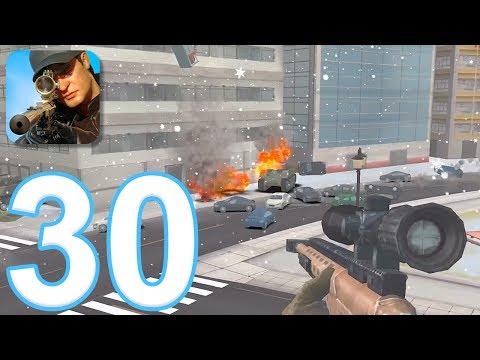 Sniper 3D Assassin: Shoot to Kill - Gameplay Walkthrough Part 30 - Region 10 Completed
