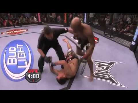 Anderson Silva and Jon Jones highlights