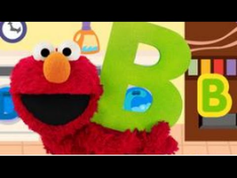 Sesame Street Alphabet Hunt Gameplay Games For