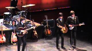 The Fab Four - Do You Want To Know A Secret