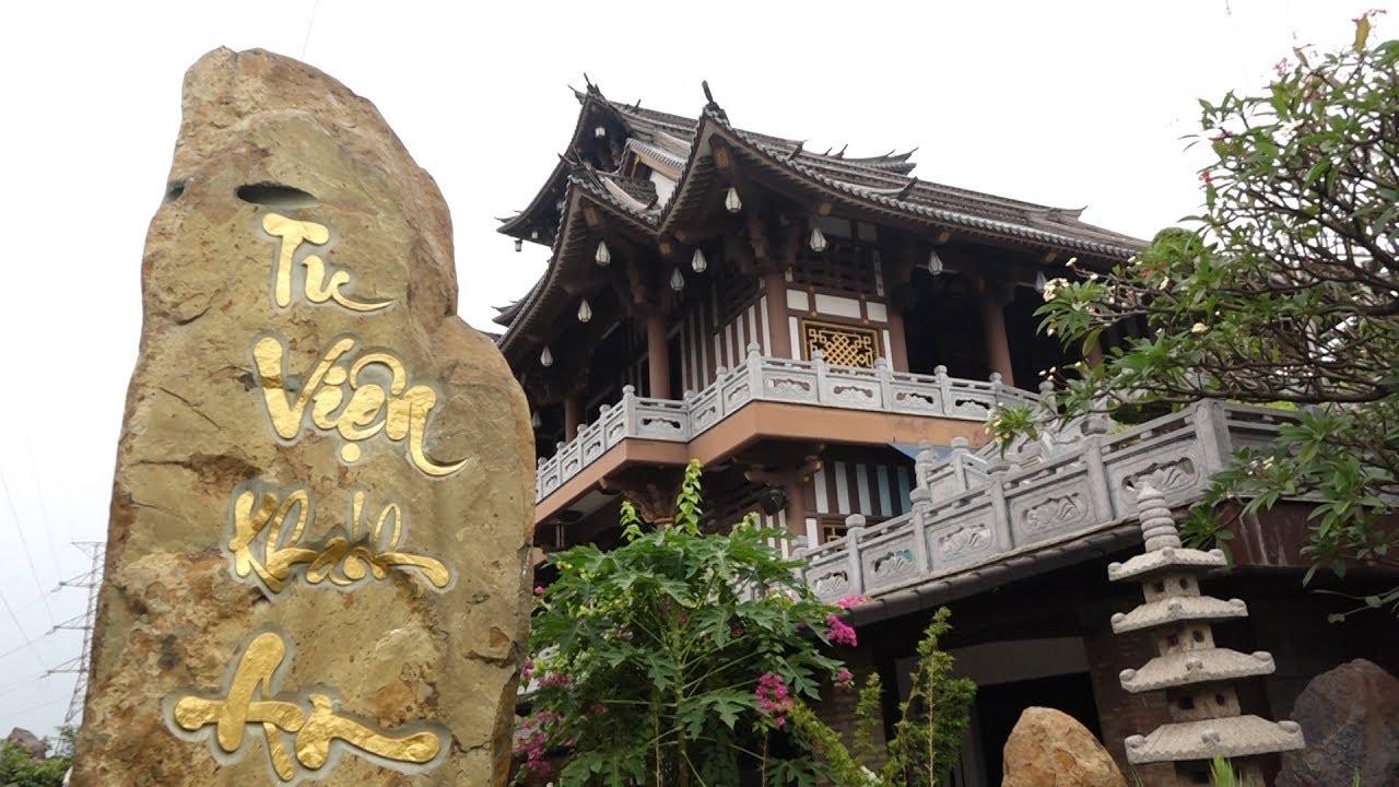 Chùa Nhật ở Việt Nam – Tu Viện Khánh An – Khanh An Monastery