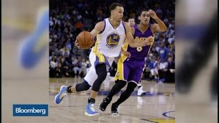 Under Armour Bets on Stephen Curry: Can They Battle Nike?