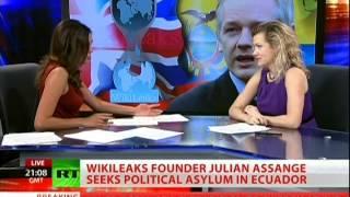 Ecuador to grant Assange political asylum?