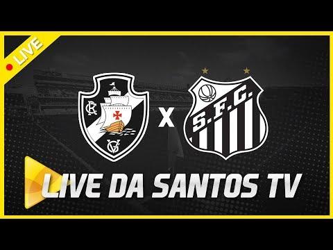LIVE: VASCO 2 X 1 SANTOS | NARRAÇÃO | COPA DO BRASIL (24/04/19)