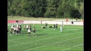 Jordan Williams Junior Year Football Highlights