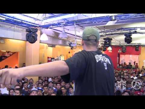 Batalla linea dieciséis XL Juancer VS Anexo (Vídeo Oficial)