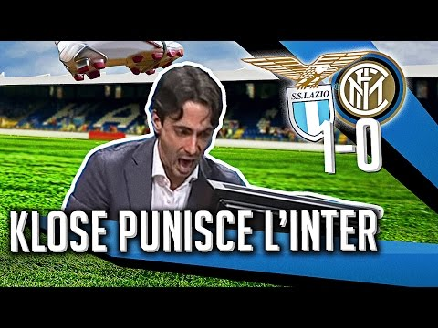 DS 7Gold - (LAZIO INTER 1 0) Klose punisce l'Inter