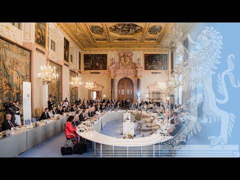 8. Regierungschefkonferenz in München - Bayern