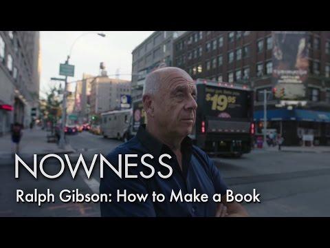 David Luraschi meets master photographer Ralph Gibson