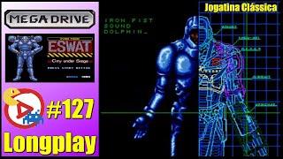 Mega Drive Cyber Police E-SWAT: City Under Siege