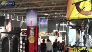 تيك بيلز - كن معنا في معرض جيمزكوم 2012 نتمشى سوا