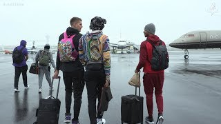 Lakers Hit The Road