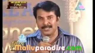 Ujala Asianet Film Awards 2010 Part 4 Actors