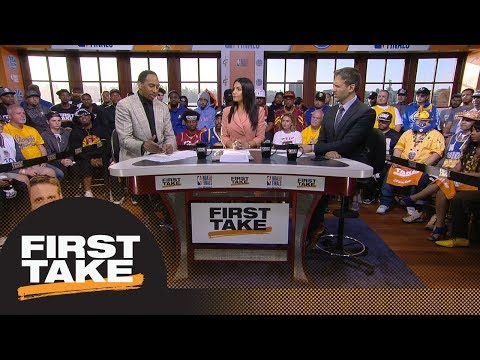 stephen-a.-and-max-react-to-warriors-defeating-cavaliers-in-game-2-of-nba-finals-|-first-take-|-espn