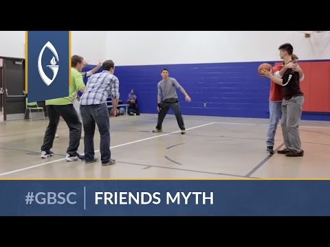 #GBSC - Friends Myth