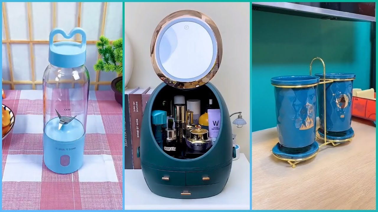 Home Items!😍 Smart Gadgets, Kitchen tools/Appliances For Every Home🙏 Makeup/Beauty🙏 #261