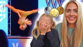 This Is What Happened At Everleigh's Final National Dance Competition...