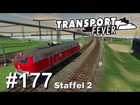 TRANSPORT FEVER S2/#177: Hamburg und seine Waren [Let's Play][Gameplay][German][Deutsch]