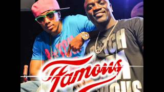 Nick Cannon Ft  Akon   Famous Mikey H & Idan Drori Remix