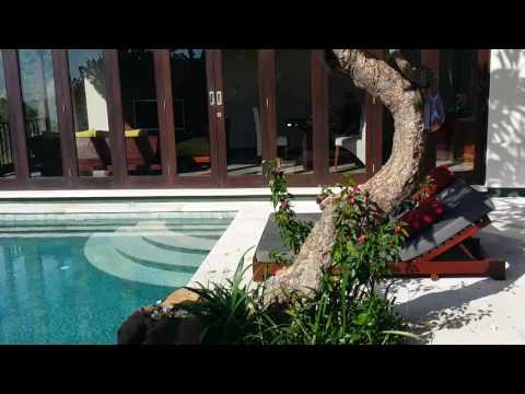 Bali - Griya Villas and Spa - poranek w villi 12