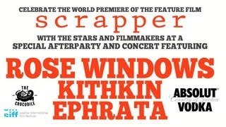 Scrapper premiere afterparty with Rose Windows, Kithkin and Ephrata!!