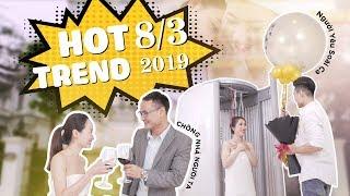 Hot trend 8/3 2019: Chồng và người yêu soái ca tặng chị em loạt liệu trình làm đẹp