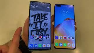 Xiaomi Mi 10 vs Huawei P40 Pro - сравнение с неожиданным итогом;)