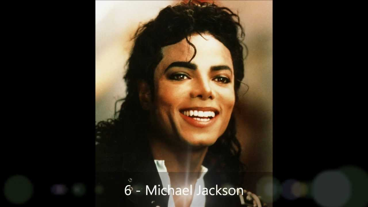 The most famous person in the world 10