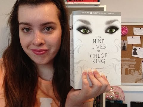 Book Review: The Nine Lives of Chloe King: The Stolen By: Liz Braswell