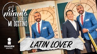 Latin Lover en El Minuto que cambió mi destino | Programa completo