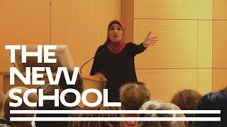 Linda Sarsour   Race in the U.S.   A free public course at The New School