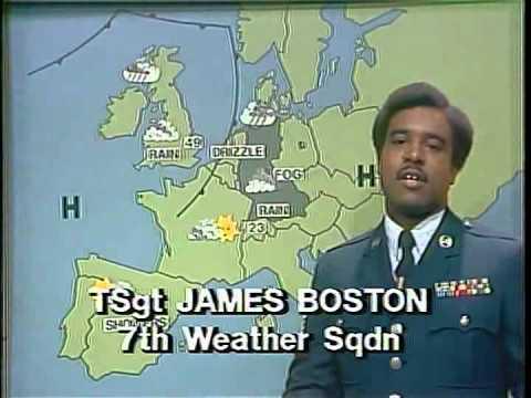 AFN Europe Evening 10 p.m. Newscast -- 1982