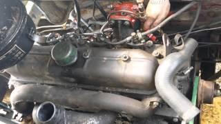 Problème démarrage Saviem SG-2 après changement de moteur