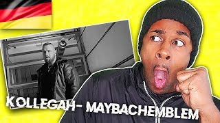 AMERICAN REACTS TO GERMAN RAP | Kollegah - Maybachemblem