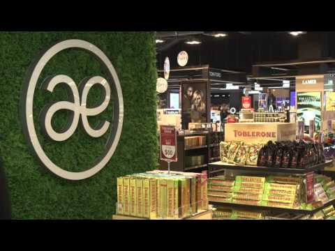 The introduction of ACE Robot to Aelia Duty Free in Auckland Airport