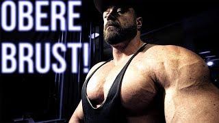 Obere Brust - Die besten Übungen!