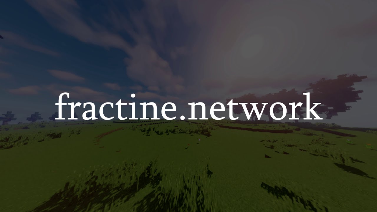 Fractine Network | Official Trailer