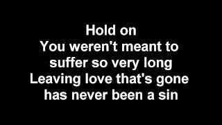 Rachael Yamagata - The Only Fault (with lyrics)