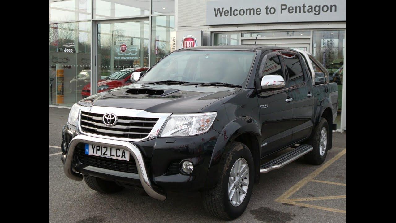 Kelebihan Kekurangan Toyota Hilux 2012 Review
