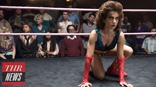 Video 'GLOW': 5 Things to Know Before Watching Netflix's Female Wrestling Series | THR News download MP3, 3GP, MP4, WEBM, AVI, FLV November 2017