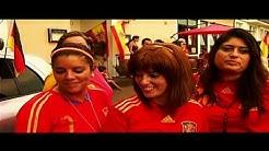 Spanien ist Weltmeister - Ein Abend Im Rheintörchen Duisburg