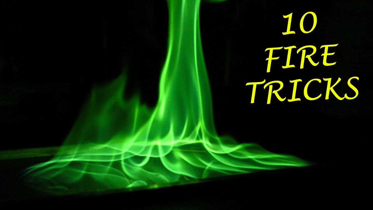 Download 10 Magic Fire Experiments and tricks