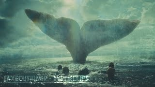 In The Heart Of The Sea |2015| All White Whale Attack Scenes [Edited]