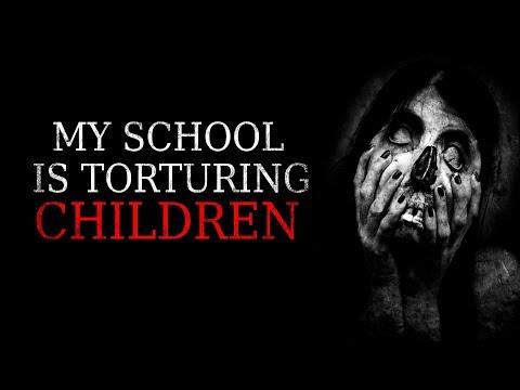 """My school is taking children"" Creepypasta"