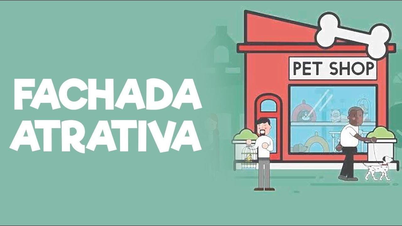 Fachada que vende o seu Pet Shop | Central Meus Pedidos - YouTube
