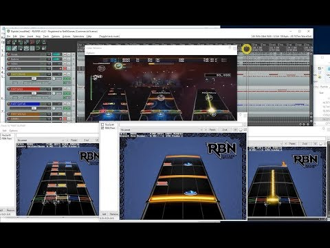 How to Recreate Rock Band Tracks in Reaper for Rock Band 2-3/Phase Shift